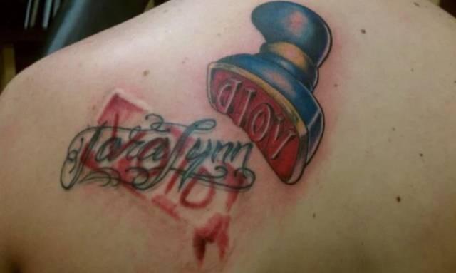 Tattoo - L1QY