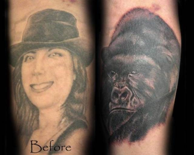 Tattoo - Before