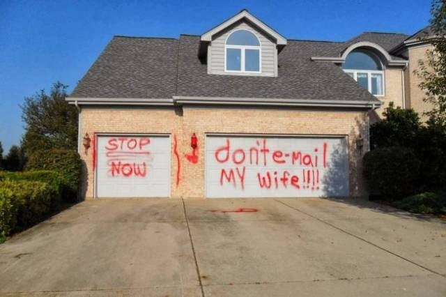 Property - donte-rail MY Wife!! STOP NOW