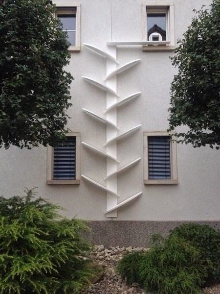 cat stairs - Property