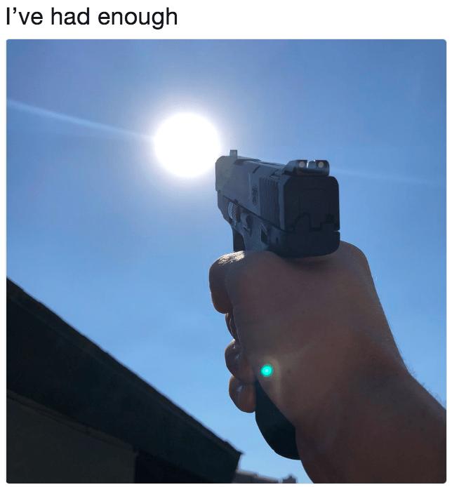 Sky - I've had enough