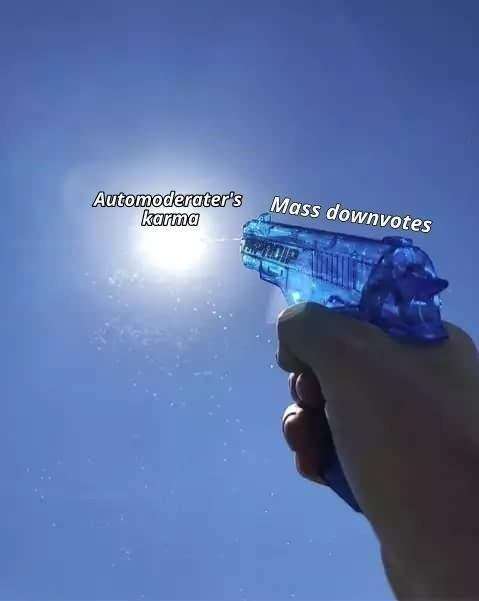 Sky - Automoderater's karma Mass downvotes