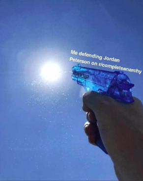 Sky - Me defending Jordan Peterson on t/completeanarchy