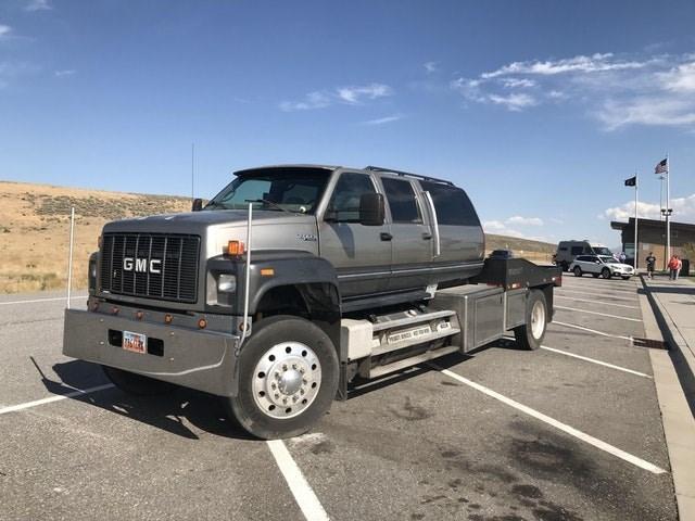 Land vehicle - GMC