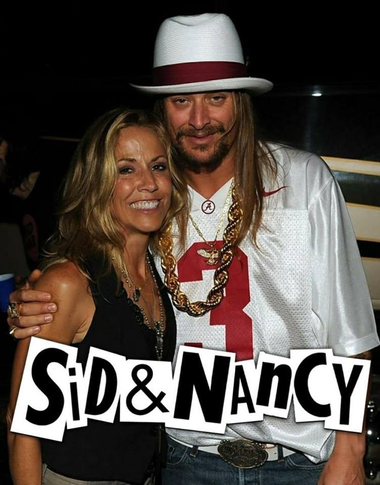 music meme - Hat - SiD &NANCY