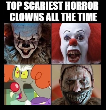 pennywise discord the breakup breakdown american horror story stephen king screencap it - 9193561856