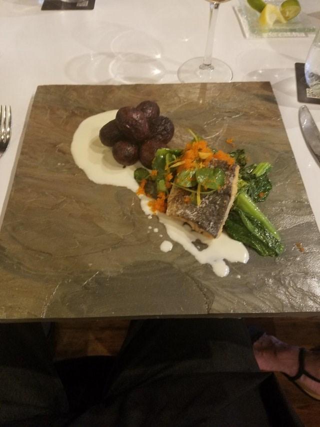 weird restaurant - Food