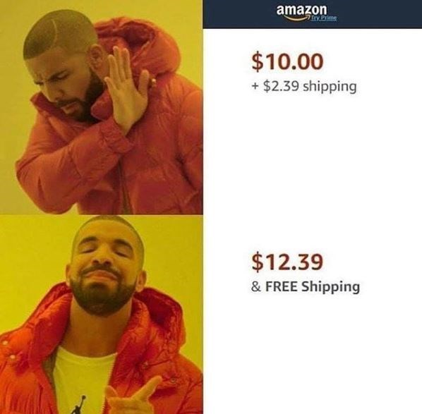 Yellow - amazon $10.00 $2.39 shipping $12.39 & FREE Shipping