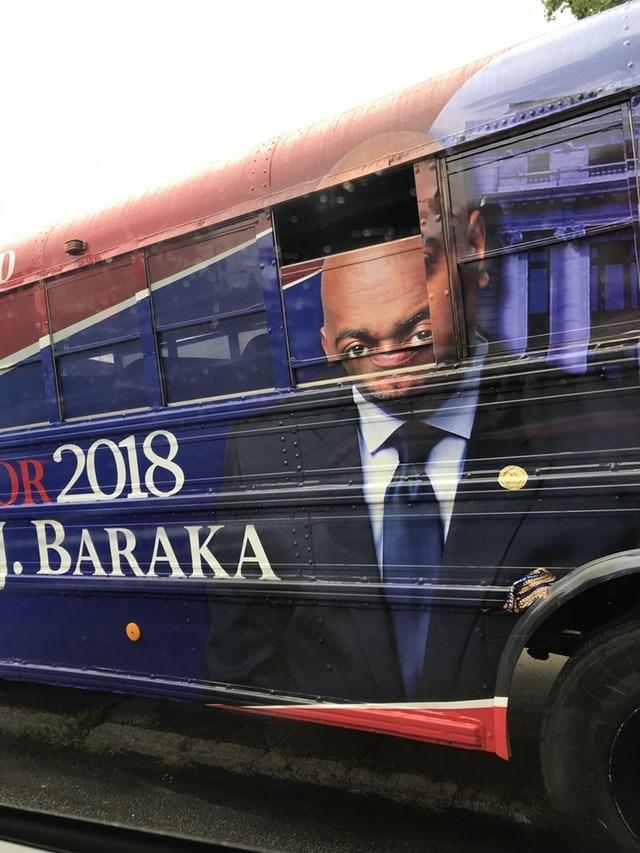 Land vehicle - OR 2018 BARAKA