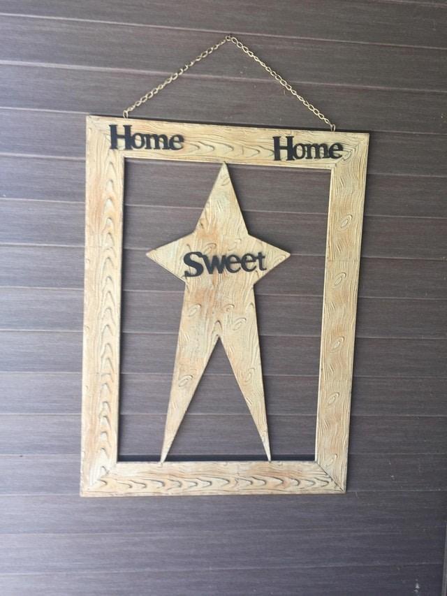 Wood - Home Home Sweet