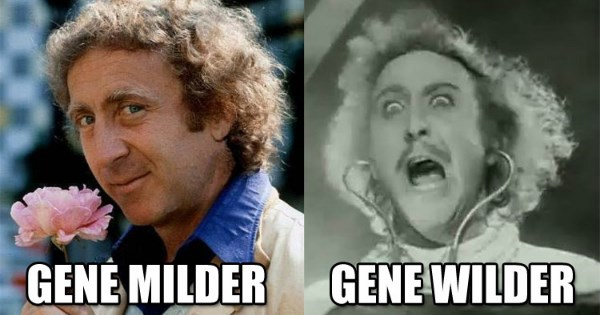 Willy Wonka list Memes gene wilder - 919557