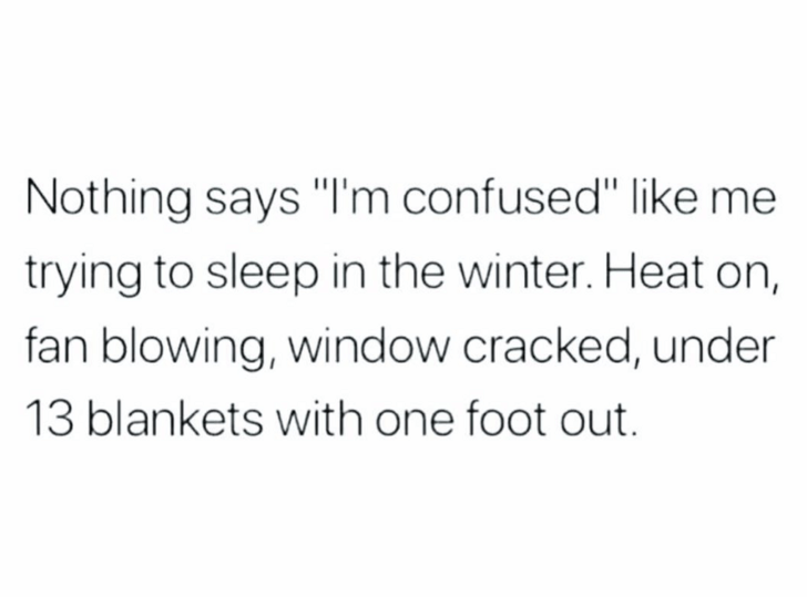 """meme - Text - Nothing says """"I'm confused"""" 