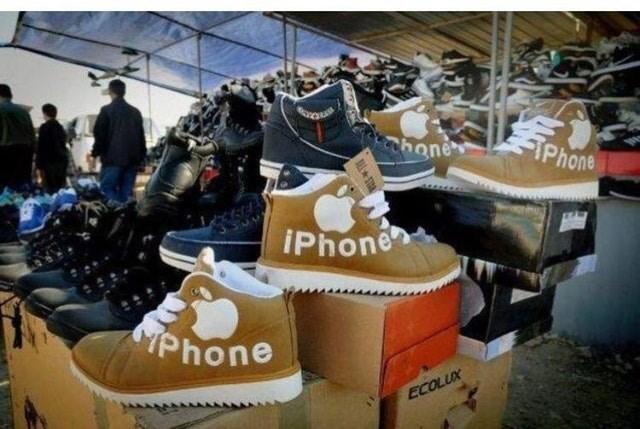 Footwear - Phone hone iPhone Phone ECOLUX Ble