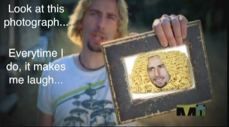 nickelback meme - Photograph - Look at this photograph... Everytime do, it makes me laugh... Mi