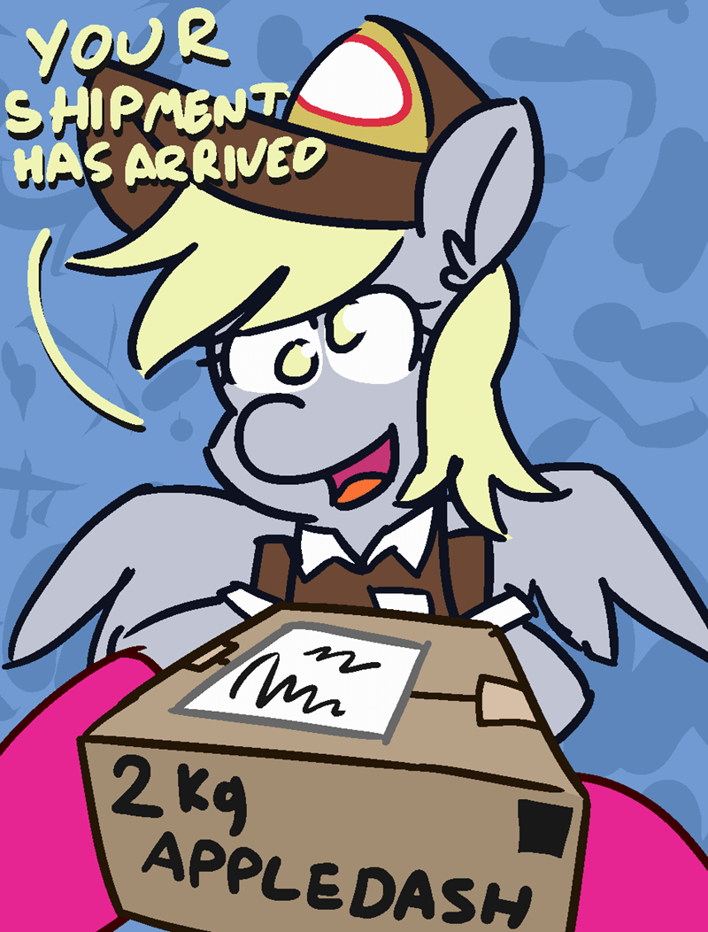 shipping derpy hooves puns threetwotwo32232 - 9196540928