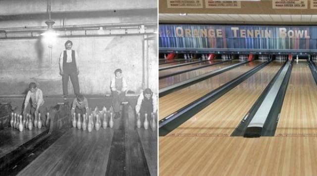 Bowling - ElO RANGE TENAIN BOML