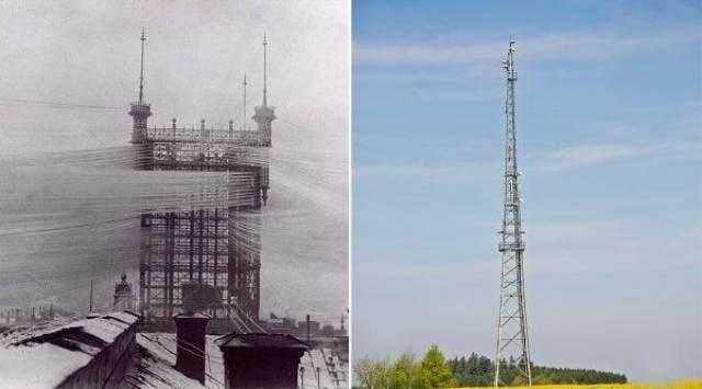 Transmitter station