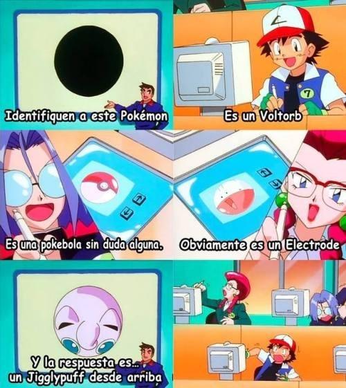 pokemon solia ser mas gracioso