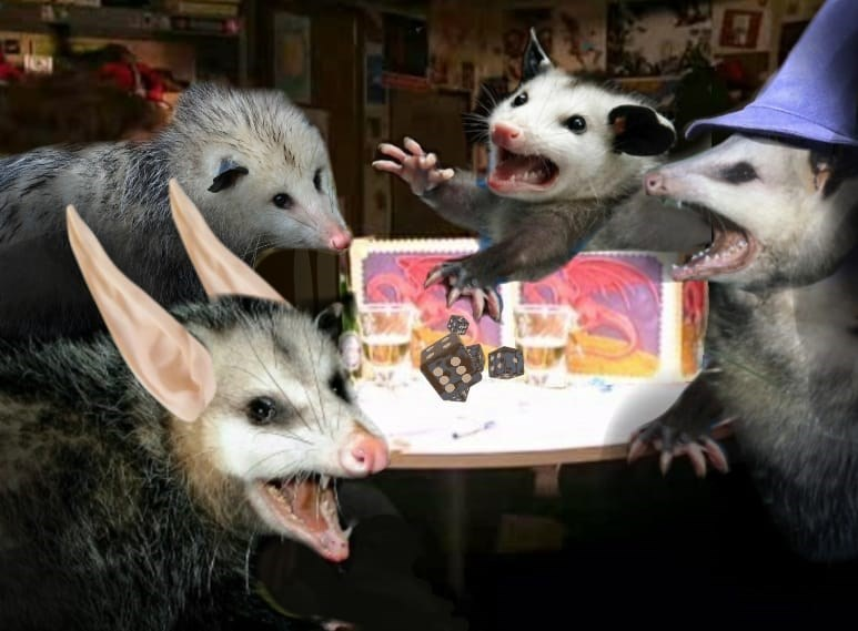 possum meme - Mammal