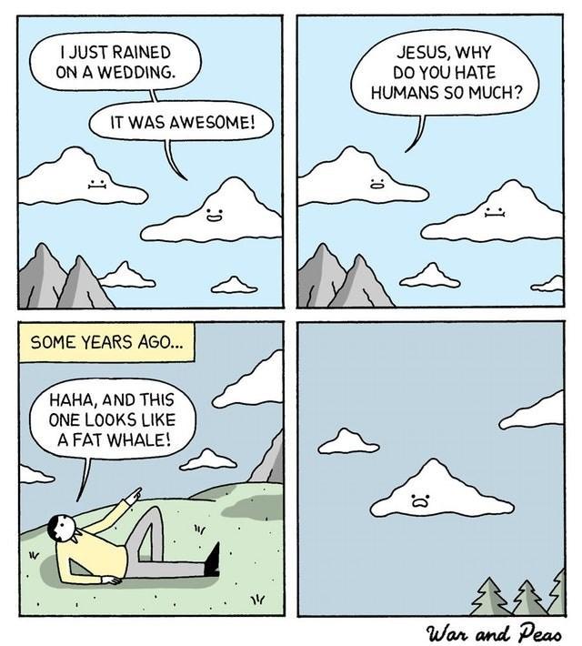 cloud webcomic