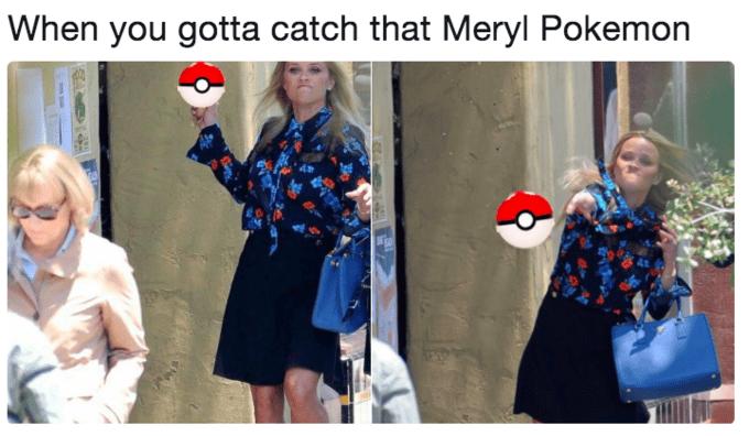 Community - When you gotta catch that Meryl Pokemon