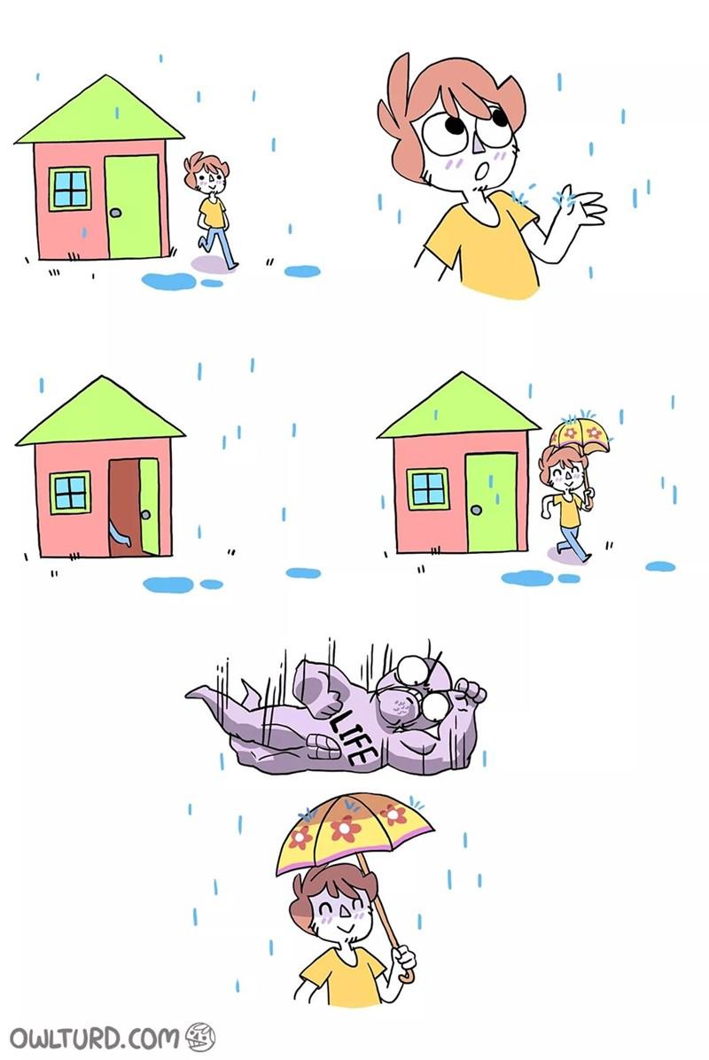 Cartoon - OWLTURD.COM LIFE