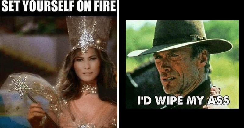Funny cropped boomer images, twitter, cringe memes, political memes.