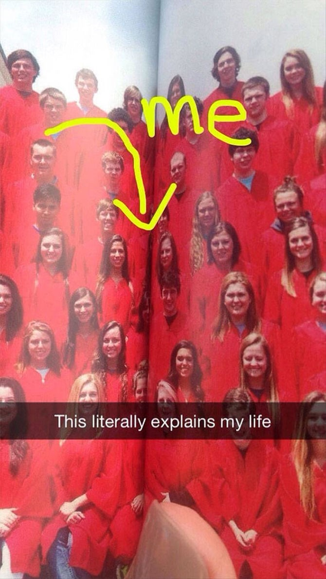 snapchat - Red - me This literally explains my life