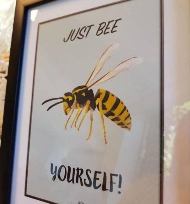 Honeybee - JUST BEE 4OURSELF!
