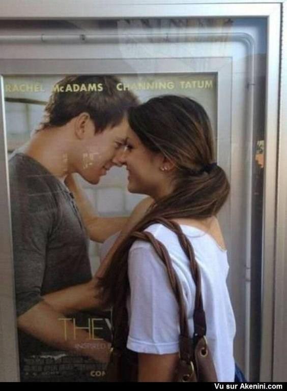 Romance - RACHEL MCADAMS CANNING TATUM THE NSPRED CO Vu sur Akenini.com