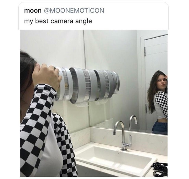 Product - moon @MOONEMOTICON my best camera angle