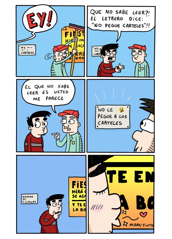 carteles de amor hechos con amor