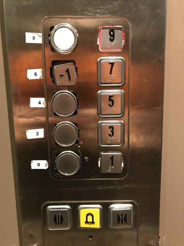 Elevator - 8 6 2 DR OEOO0