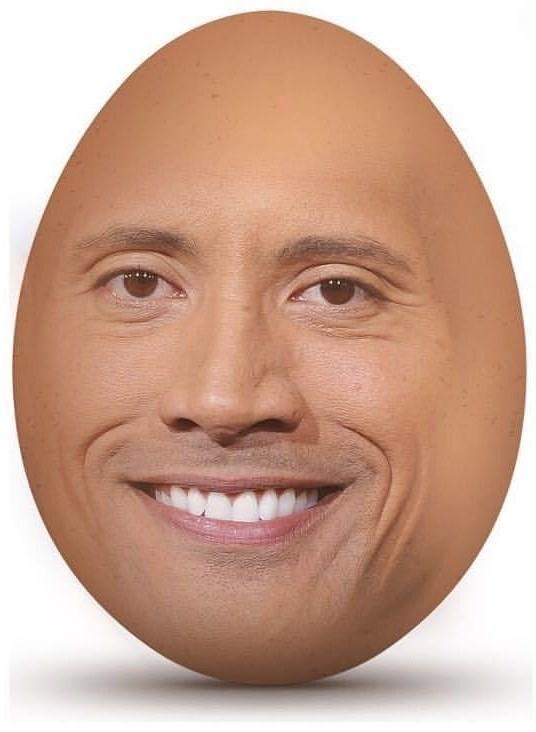 egg meme - Face