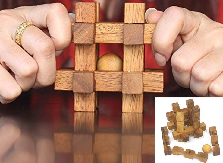 Mechanical puzzle