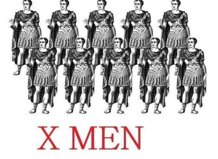 People - X ΜEN