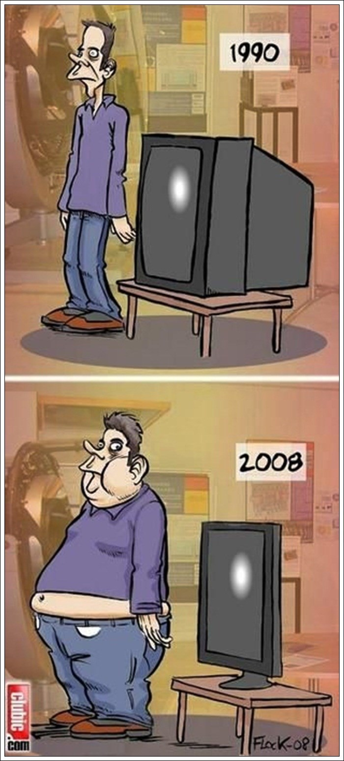 Cartoon - 1990 2008 FlocK-o? cOm clubic