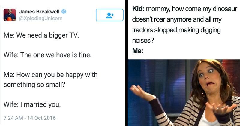 Funny random memes and posts