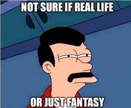Freddie mercury meme about not knowing if this is the real life