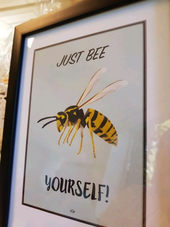 Insect - JUST BEE 4OURSELF!