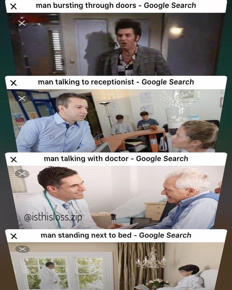 Funny meme, loss meme, loss.jpg, safari tabs.