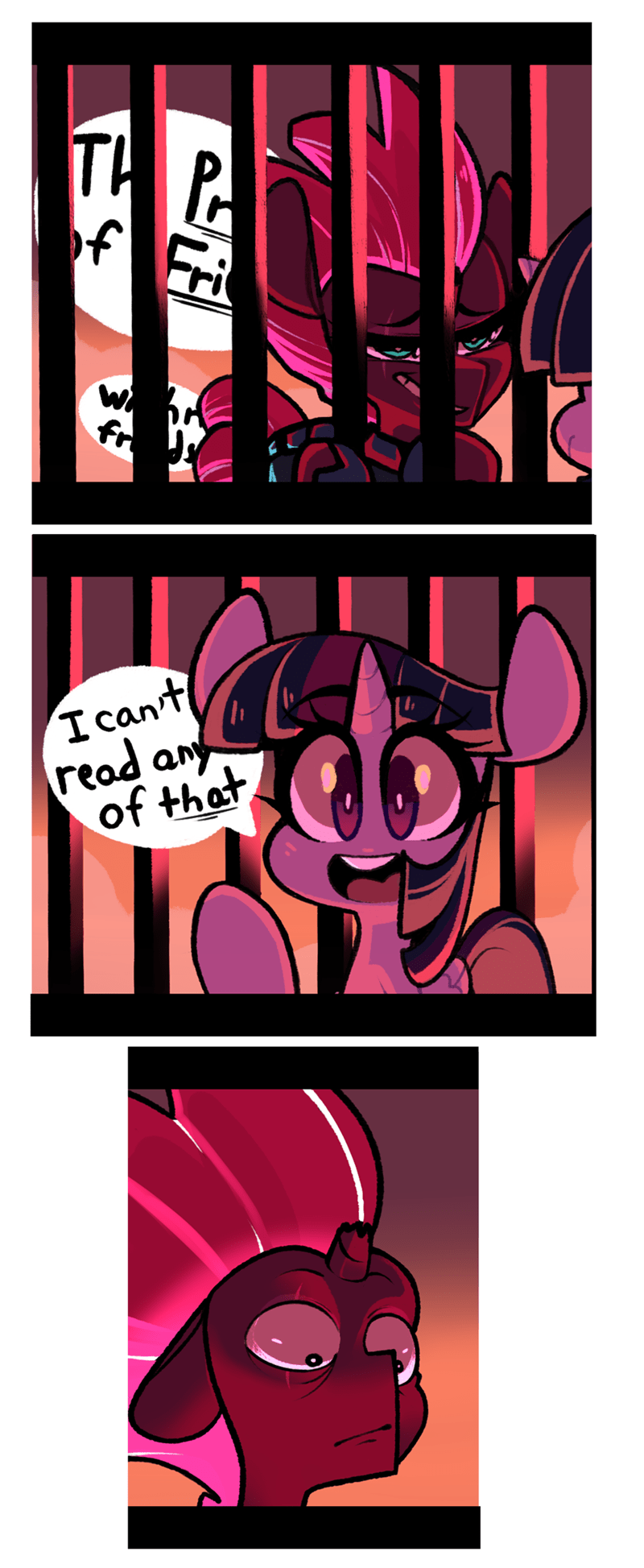 tempest shadow my little pony the movie twilight sparkle comic sour spot - 9203023104