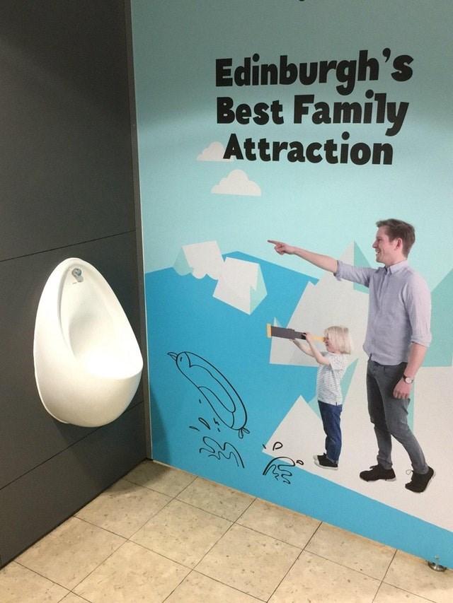 Wall - Edinburgh's Best Family Attraction