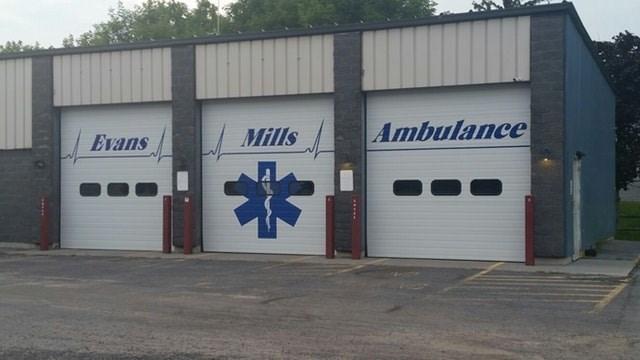 Property - Ambulance Mills Evans