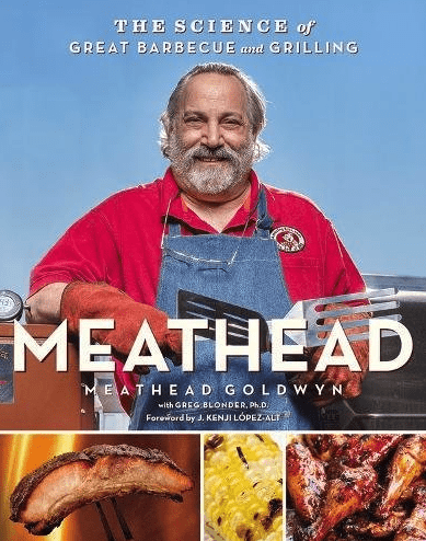 Spare ribs - THE SCIENCE of GREAT BARBECUE and GRILLING MEATHEAD MEATHE A D GOL D W Y N with GREG BLONDER, Ph.D Foreword by J. KENJI LOPEZ ALT