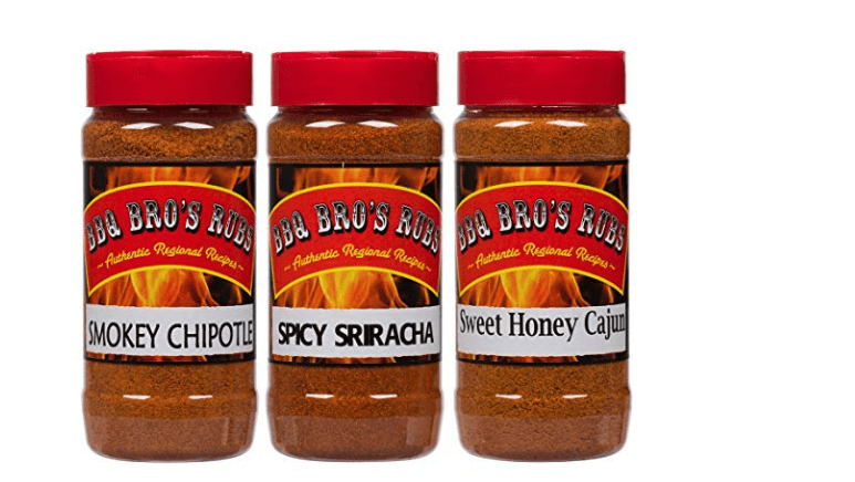 Ingredient - BRUS AO -Aasthentice Restional Riaipus BB& BROS KUWS Restional Reciprs Alutrurtic Regional Pcp Aauthertie SMOKEY CHIPOTLE SPICY SRIRACHAweet Honey Cajun