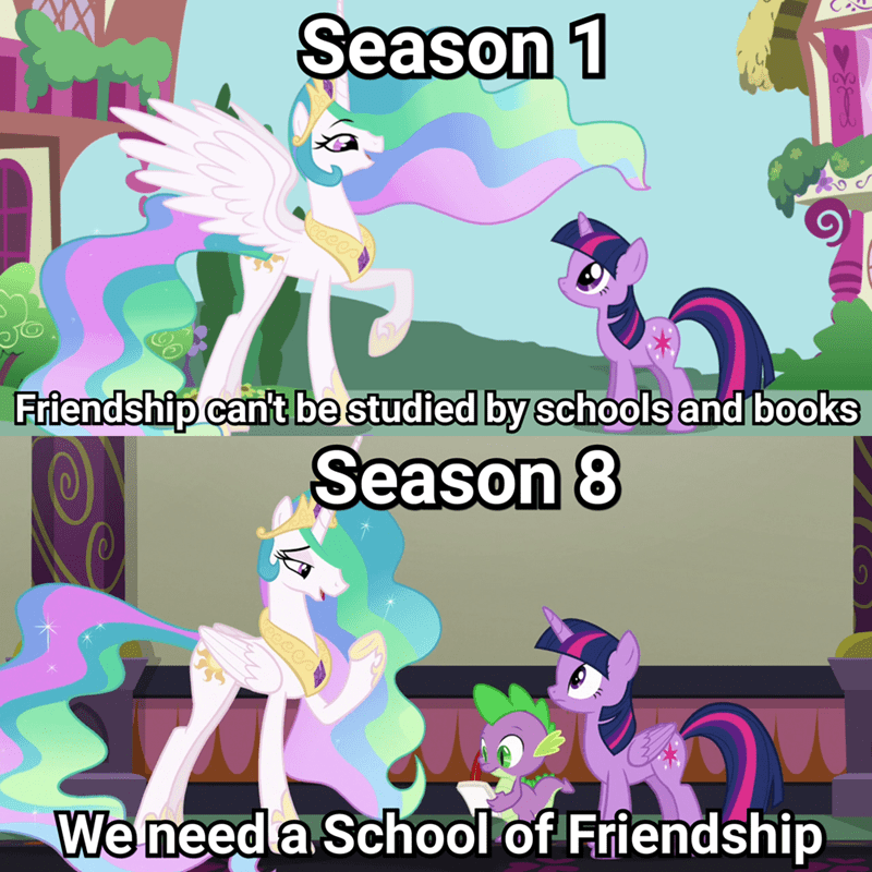 friendship is magic twilight sparkle screencap comic school daze princess celestia - 9203571712
