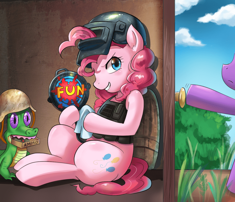 pubg twilight sparkle pinkie pie iojknmiojknm gummy - 9204022528