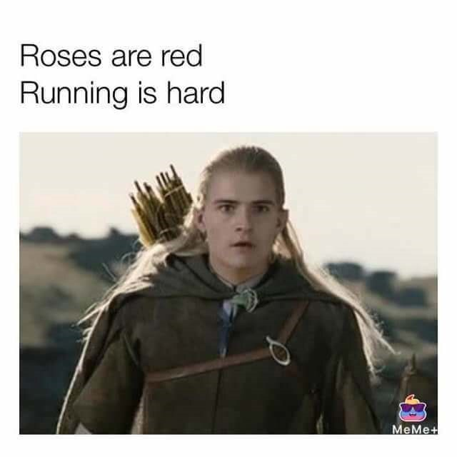 "Poem completed by Legolas saying ""they're taking the hobbits to Isengard"""