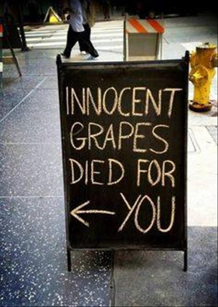 Font - INNOCENT GRAPES DIED FOR YOU